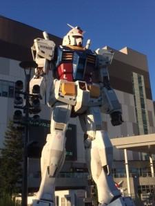 Gundam Tokyo Front